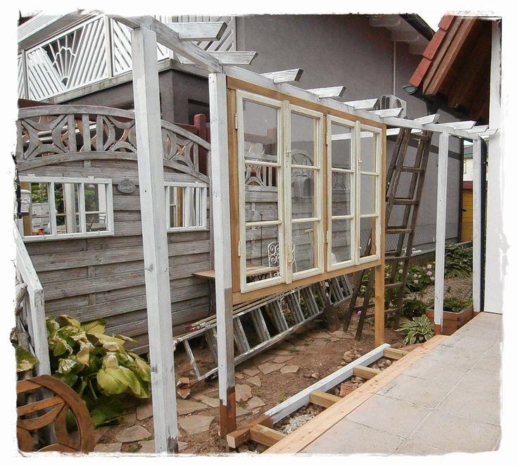 Die besten 17 ideen zu alte fenster auf pinterest alte for Landhaus kommode weiay