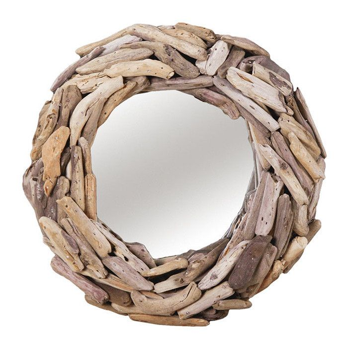 Phillips Collection Driftwood Mirror