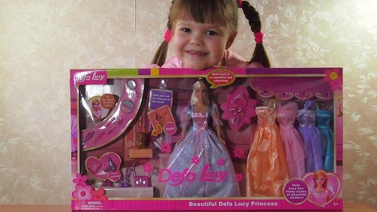 Подарки на день рождения / Принцесса Дефа Люси   Birthday gifts / Prince...