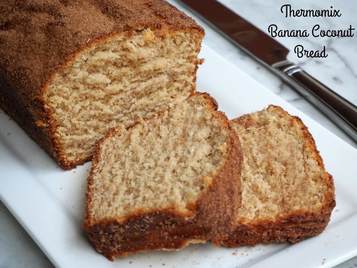 "Makes 10 slices It's no secret that I'm a bit obsessed with banana bread. Just enter ""banana bread"" in the search box and you'll find out why. If I remember rightly, I…"