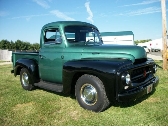 Very cool truck. | PICKUP TRUCKS/A COUNTRY RIDE | Pinterest