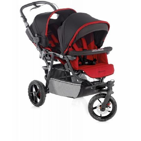 Jane Powertwin Pro Pushchair-Red (S53) Powertwin Pro is a great two-seater designed to enjoy and learn from nature. With its revolving wheel and disc brake, this genuine all-terrain vehicle is very safe out in the open country. It is light http://www.MightGet.com/march-2017-1/jane-powertwin-pro-pushchair-red-s53-.asp