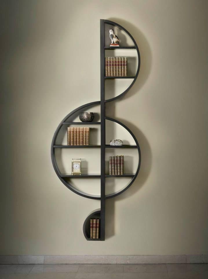 Kreative und praktische 23 großartige Bibliotheken für unser Zuhause