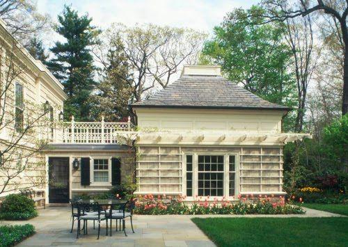 Best 25 garage addition ideas on pinterest breezeway for Cottage additions plans