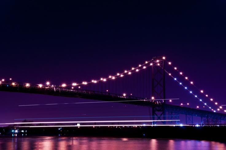 Ambassador Bridge 1 - Windsor, Ontario  Photo: calebest.com