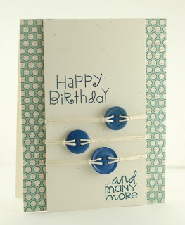 card by SPARKS DT Lynn Mangan PS stamp sets: Birthday Sampler