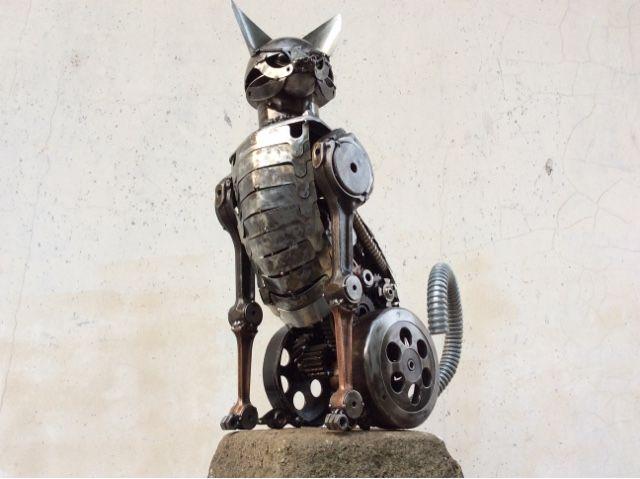 Riek,s Mohane Studio: Cat Sphynx