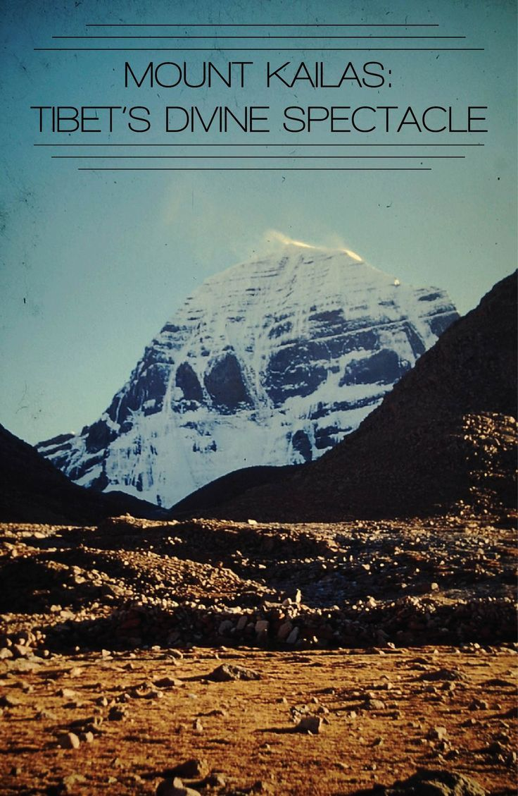Mount Kailas: Tibet's Divine Spectacle