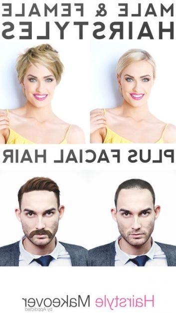Frisuren Männer App