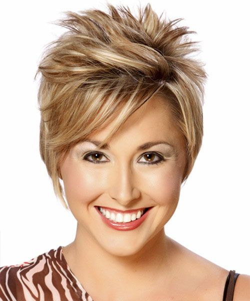 Wondrous 1000 Ideas About Short Trendy Hairstyles On Pinterest Short Short Hairstyles Gunalazisus