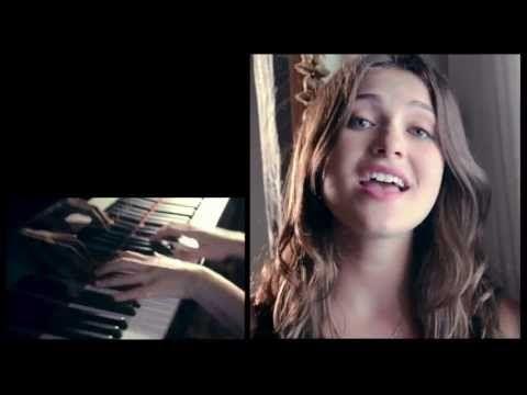 Unsinkable - Sam Tsui & Elle Winter (Music Is Medicine Original)....beautiful <3