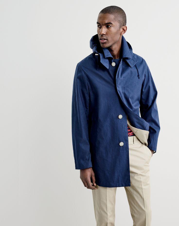 20 best Men's raincoat images on Pinterest   Guy stuff, Hooded ...