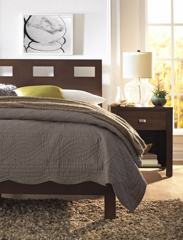Riva Collection A Luxurious Chocolate Brown Finish