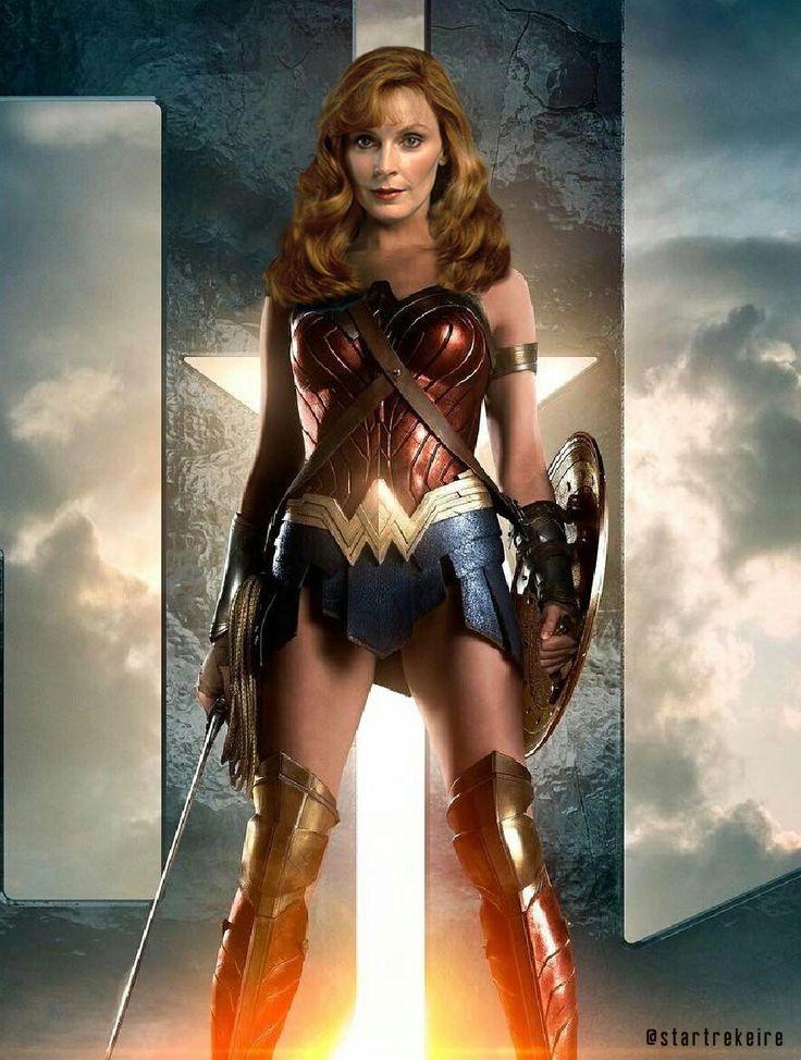 Wonderwoman  Gates McFadden #GatesMcFadden #Wonderwoman