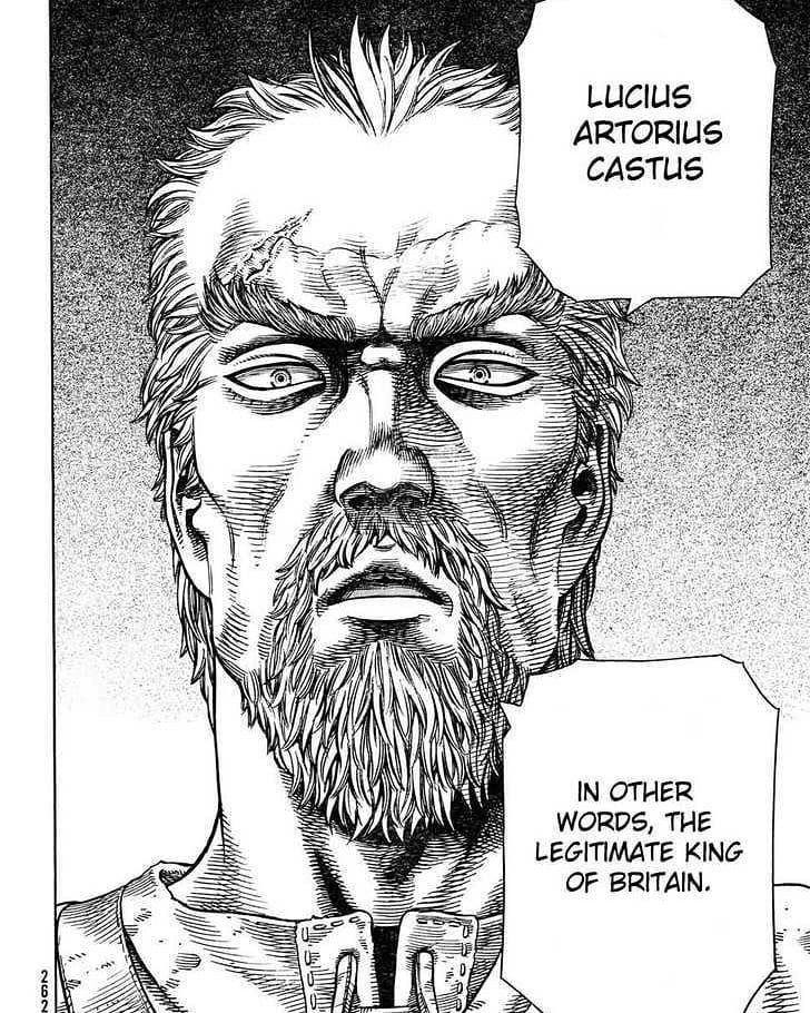 Vinland Saga Only swipe if you have alreay read the manga