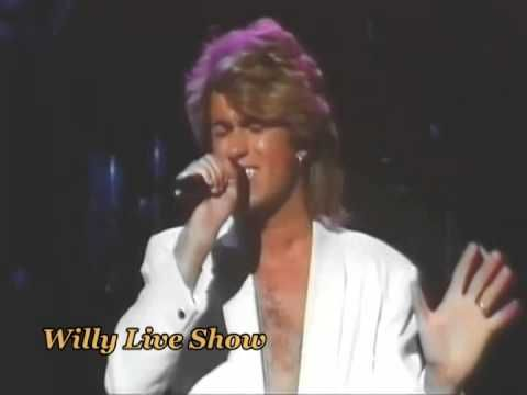 """GEORGE MICHAEL WHAM """"Careless Whisper"""" Live Performance in Concert Show 1984 Classic Music 80s 2014 - YouTube"""
