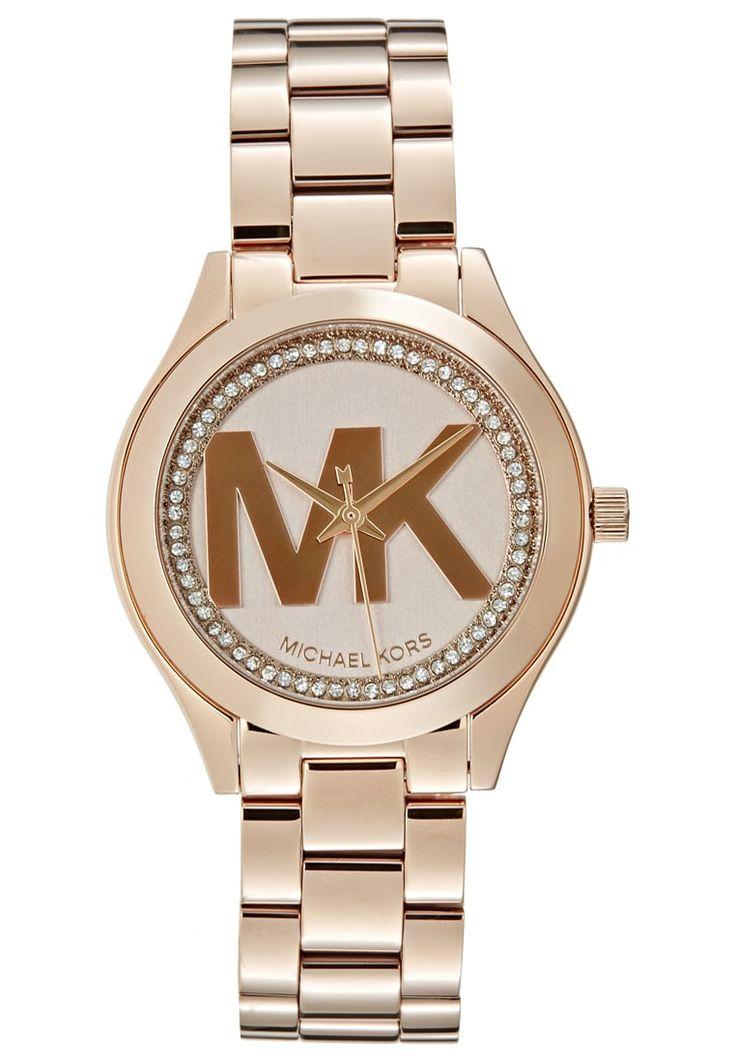 Michael Kors RUNWAY Uhr rose goldcoloured #michaelkors #fashion #mode #uhren #stylaholic #luxury #luxus