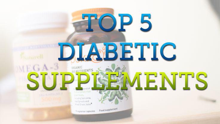 Top 5 #Diabetic Supplements that can truly change your health and #diabetes and why they're so great!
