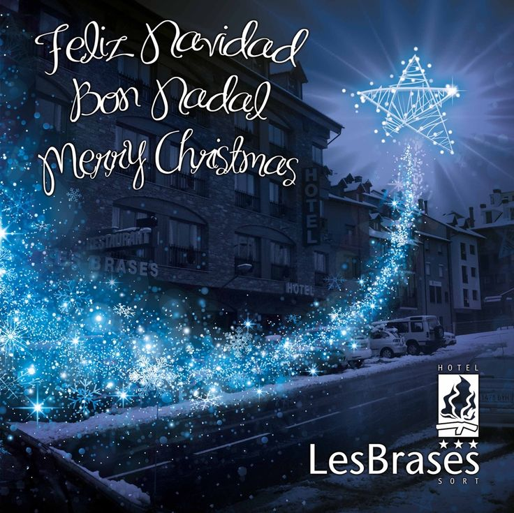 Feliz navidad, Bon nadal
