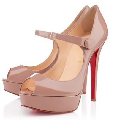 Buy New Arrival Christian Louboutin Bana Patent Leather Pumps Nude from  Reliable New Arrival Christian Louboutin Bana Patent Leather Pumps Nude  suppliers.