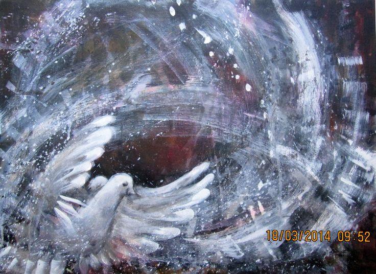 Holy Spirit moving - Zann Engelbrecht