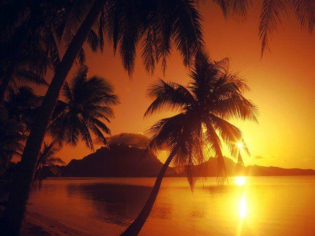 Райские места для отдыха