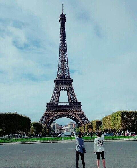 #INFINITE in Paris