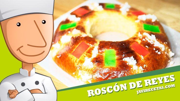 Roscon de Reyes - Javi Recetas