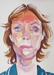 DON BACHARDY - Louise Fletcher, c.1970