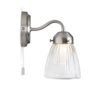 Bathroom Ceiling Light With Pull Cord