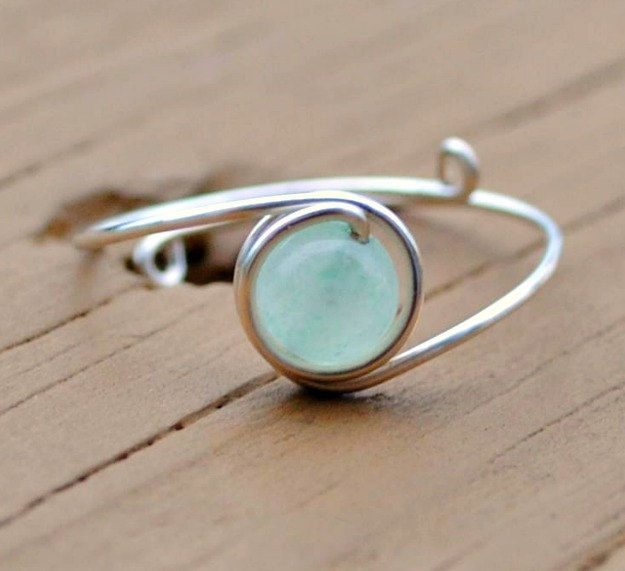 Wire Ring Beads: Best 25+ Translucent Glass Ideas On Pinterest