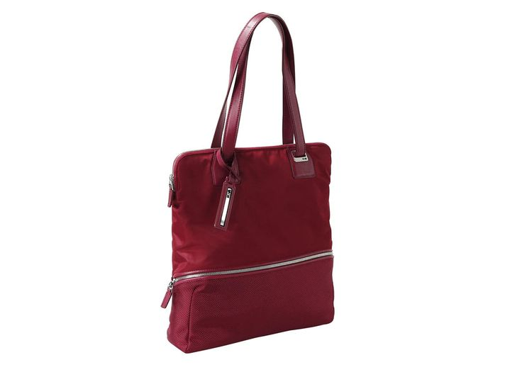Vertical shopper with PC case - Downtown - NAVA Design! #ValentinesDay