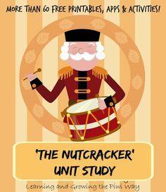 Resources to teach The Nutcracker.