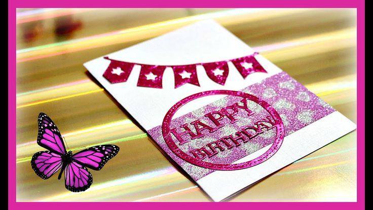 Einladungskarten 18 Geburtstag Selber Machen Karten: Die Besten 25+ Geburtstagskarten Selbst Machen Ideen Auf