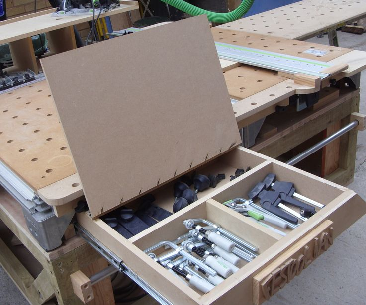 17 Best Images About Rolling Work Tables On Pinterest: 17 Best Images About MFT-Festool On Pinterest