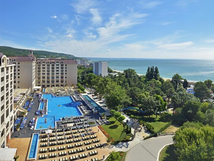 Varna Melia Grand Hermitage Bulgaria, Europe The 5-star Melia Grand Hermitage offers comfort and convenience whether you're on business or holiday in Varna. Both business travelers and tourists can enjoy the hotel's facilities and services. All the necessary facilities, including free Wi-Fi in all rooms, 24-hour security, daily housekeeping, gift/souvenir shop, wheelchair accessible, are at hand. Designed for comfort, selected guestrooms offer closet, towels, slippers, televis...