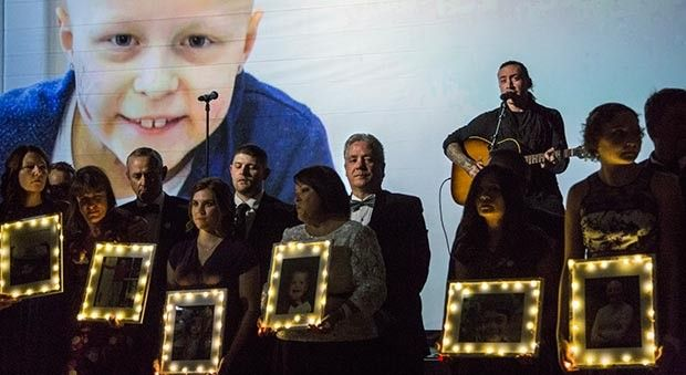 Big support for the littlest patients Fred Hutch Holiday Gala brings in more than $13 million to grow pediatric cancer research and develop needed therapies for children