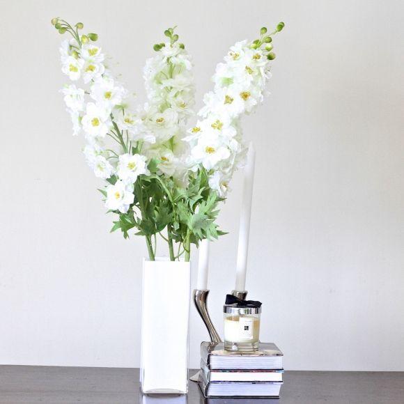 White delphinium bouquet (various sizes)