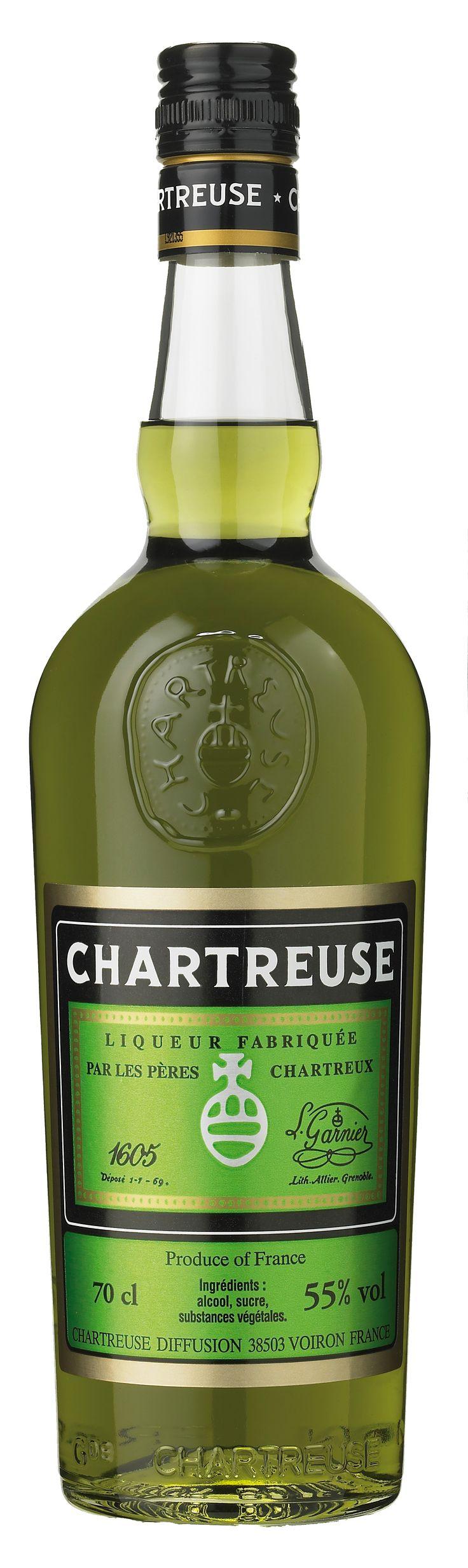 Collection12 features: Chartreuse Liqueur