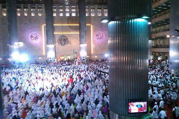 Grand Launching One Day One Juz 4May2014 @masjidIstiklalJakarta