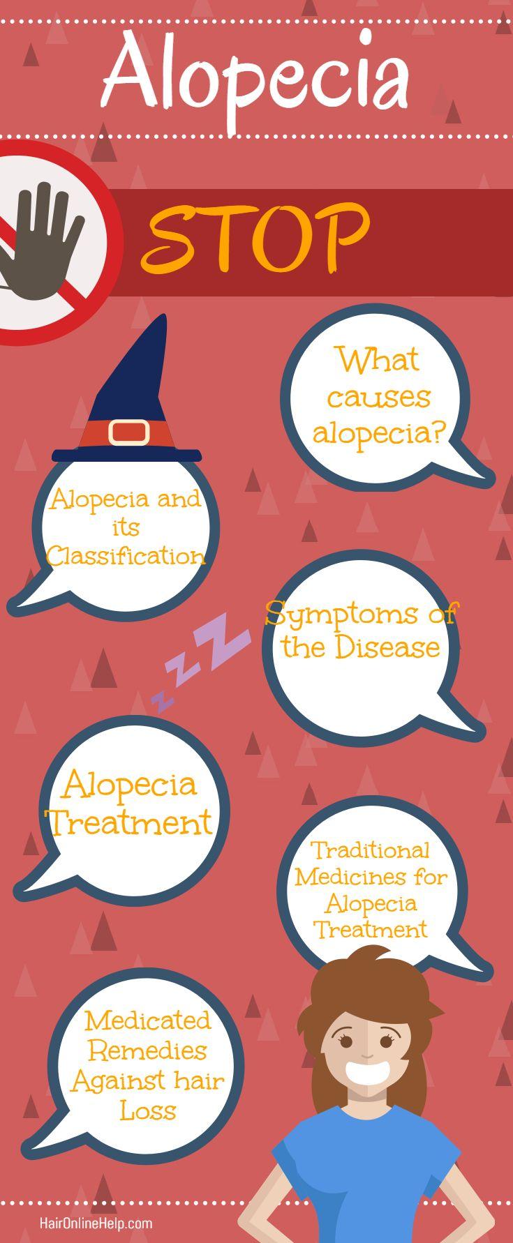 Alopecia causes and treatment