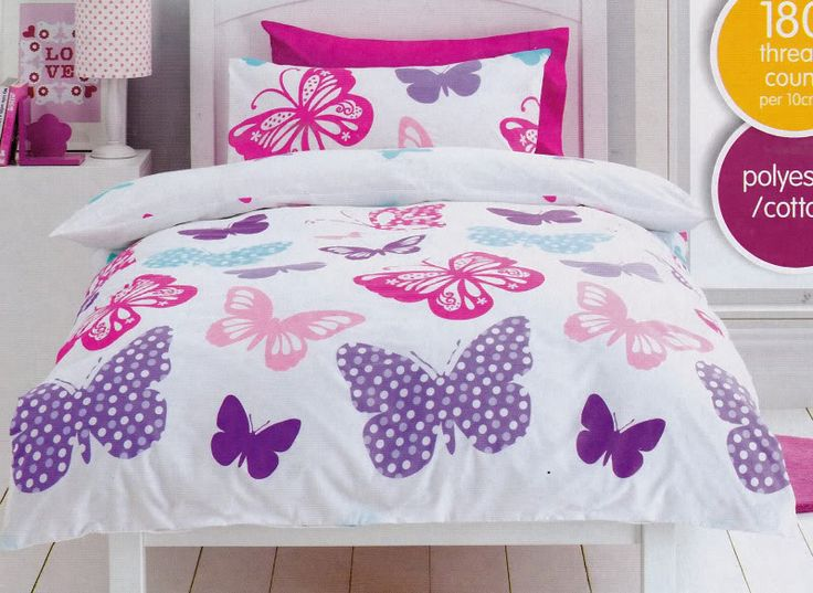 Full Size Butterfly Quilt Bedding Sets Postage This Item