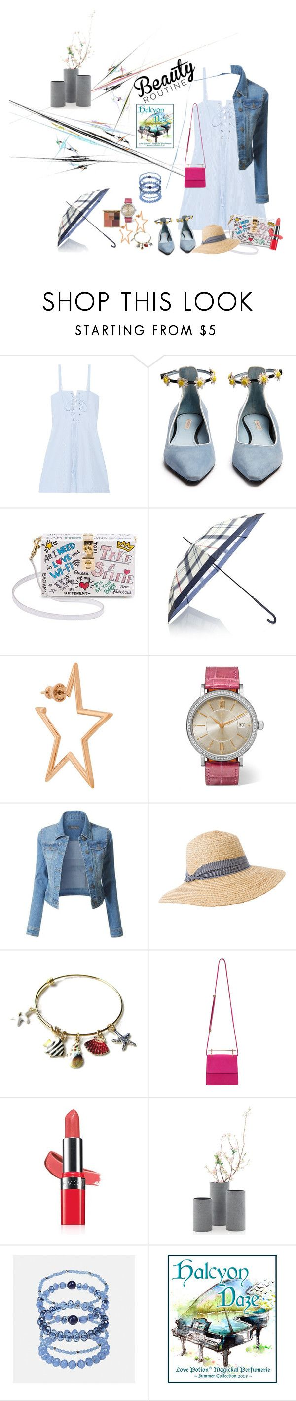 """bsejc80@gmail.com"" by conley-esperanzaj1957 on Polyvore featuring Solid & Striped, Fabrizio Viti, Dolce&Gabbana, Barbour, STELLA McCARTNEY, IWC Schaffhausen, Hat Attack, M2Malletier, Avon and Avenue"