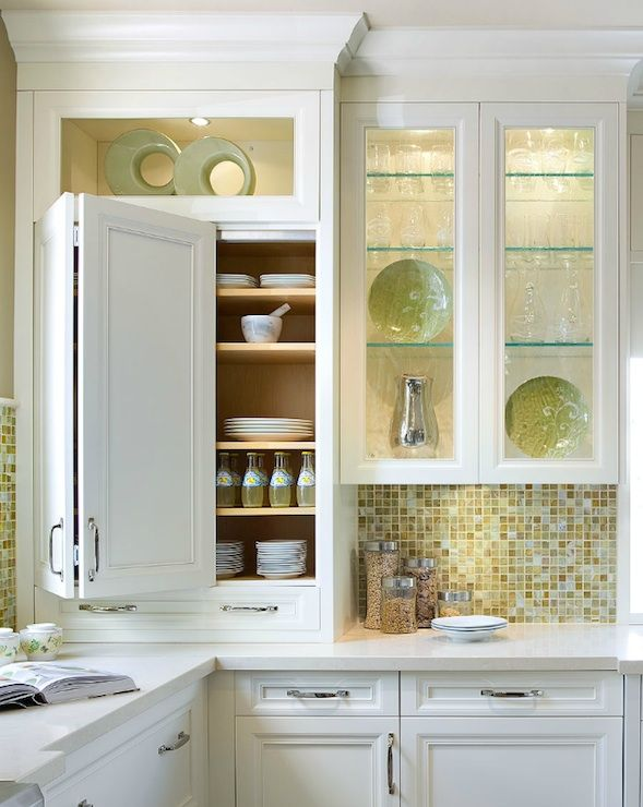floor to ceiling cabinets   - kitchens - floor to ceiling ...