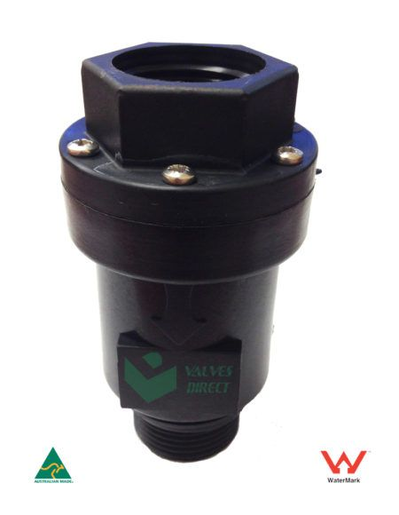 Using a watermark approved check valve or any other item can help you stay away from these kinds of troubles.