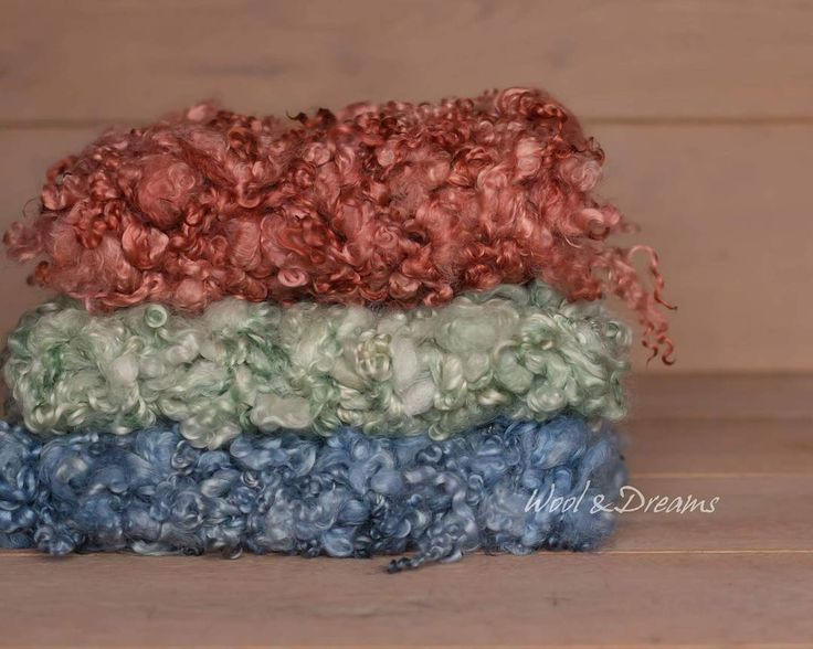 curly lilac purple handspun hand dyed blanket bonnet layer photography photo props newborn woolanddreams wool chunky inspiration blue green terracotta