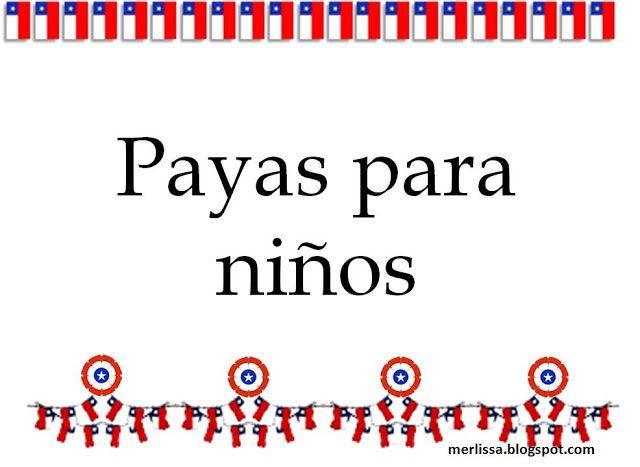 """+   La paya o canto a lo poeta , es una de las manifestaciones folclóricas típicas de Chile    merlissa.blogspot.com    """"Los ..."""