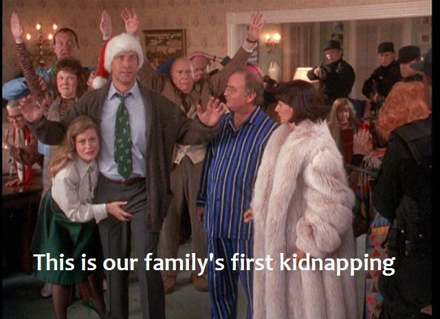 Christmas Vacation quotes-
