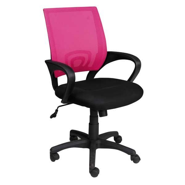 pk pink desk chairs