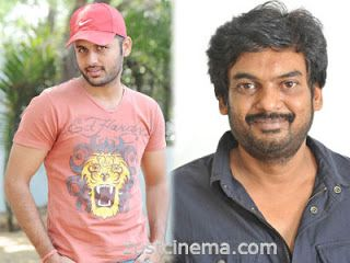 Nithin is on the full swing with two back to back hits in his kitty. The latest is that Nithin is teaming up with director Puri Jagannadh for new film titled Heart Attack.